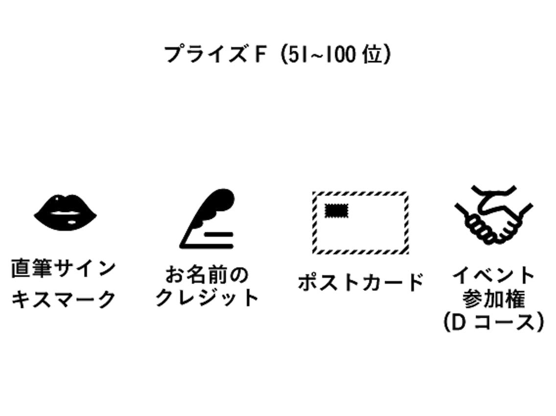 プライズF(51〜100位)