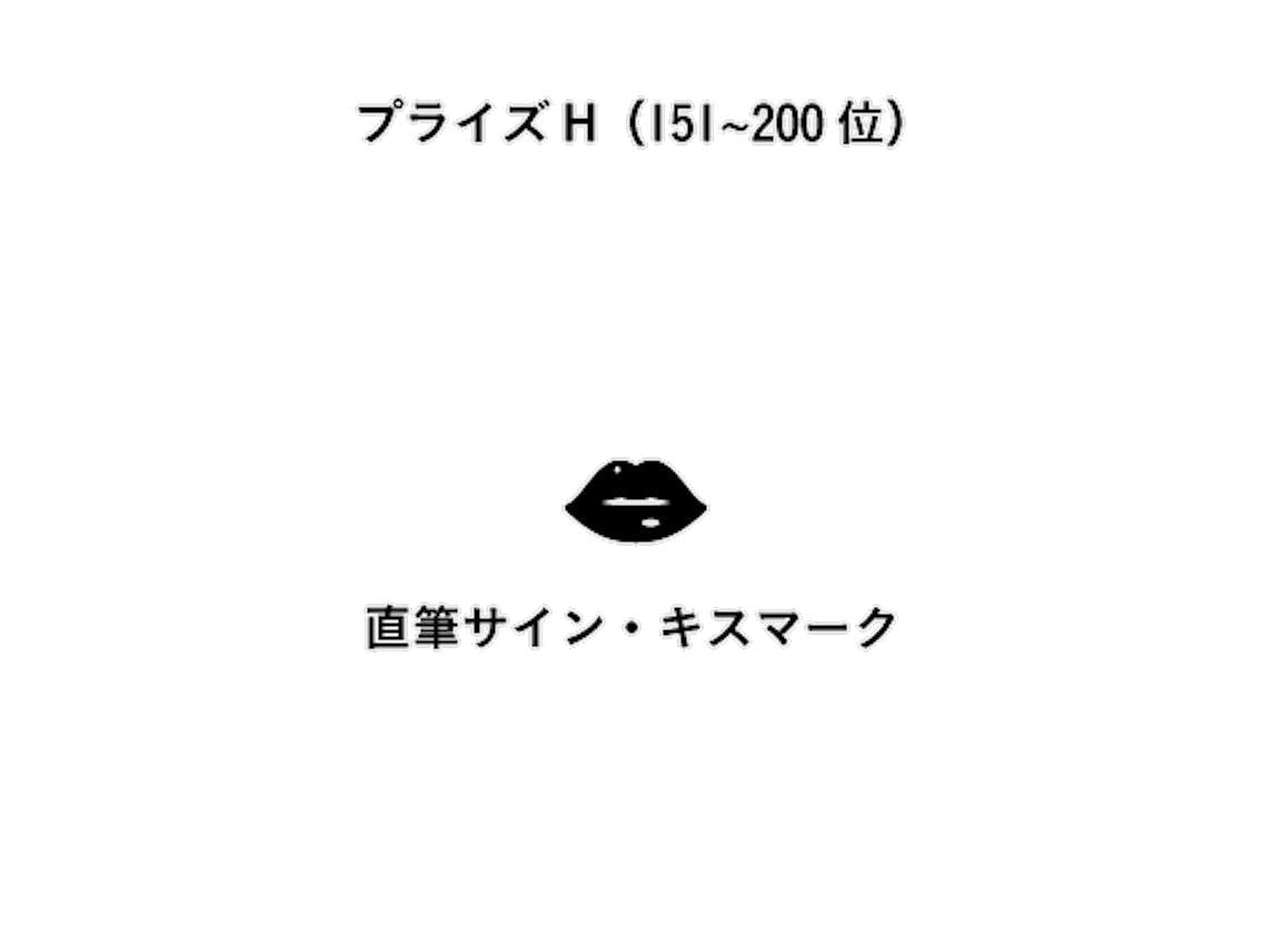 プライズH (151〜200位)