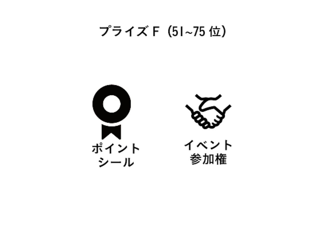 プライズF(51〜75位)